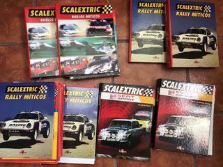 Scalextric rally miticos colec
