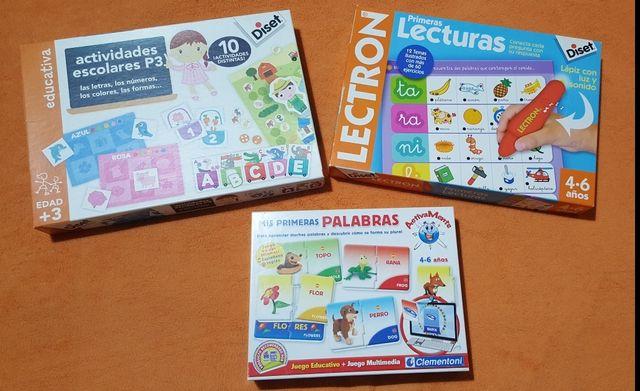 Juegos Educativos 4 A 6 Anos De Segunda Mano Por 15 En Ripollet En
