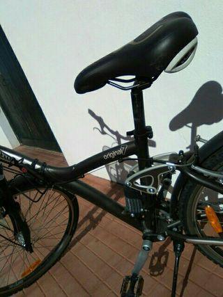 Bicicleta por Mudanza