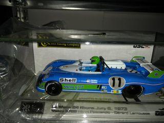 matra Scalextric 24horas precintado osc coche slot