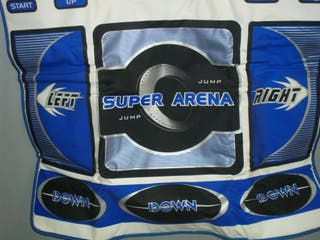 alfombra para play station 2