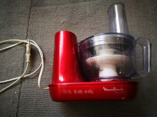 Picadora Moulinex minipro
