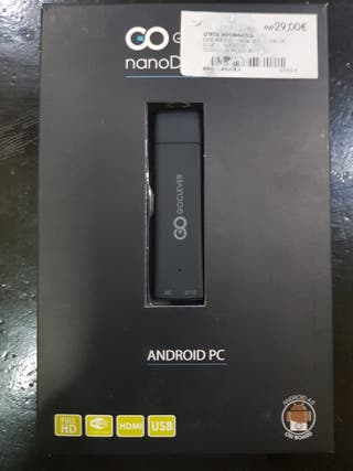 Android pc GOCLEVER NANODROID X1