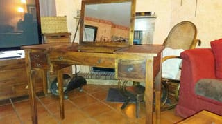 tocador/auxiliar madera maciza