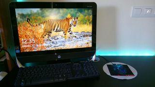 HP Pro i3 3520. Todo en uno / All in one