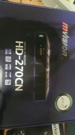 mvsion 270