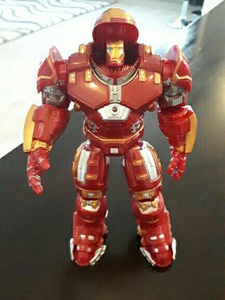 Muñeco Iron Man LUZ nuevo