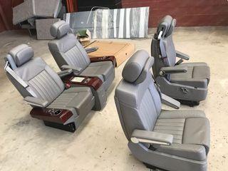 asientos de lujo para vw T5/T6