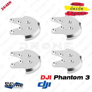 Protector del Motor DJI Phantom 3 Plata