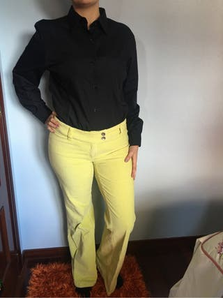 Conjunto Pantalon y camisa