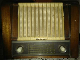 Radio transistor antiguo
