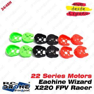 Protector del Motors Eachine Wizard X220 FPV Racer