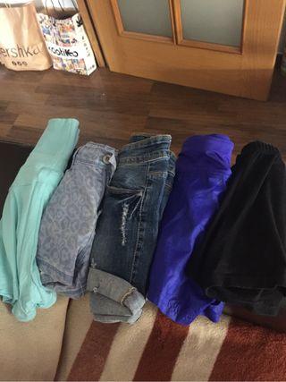 Lote de pantalones de verano