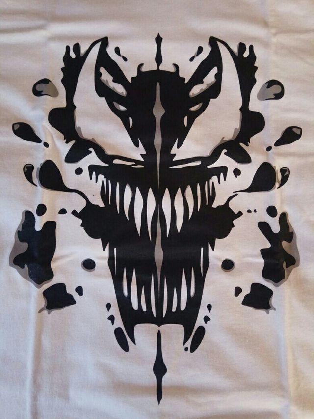 Camiseta Venom Spiderman Talla M