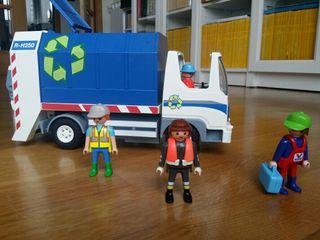 Camión basura Playmobil