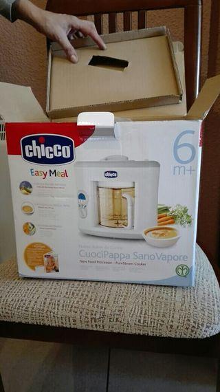 robot cocina chico