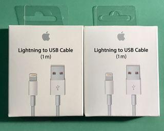 Cable Apple lightning ORIGINAL