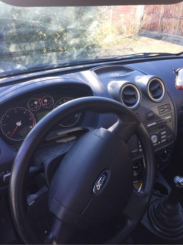 Ford Fiesta 2007
