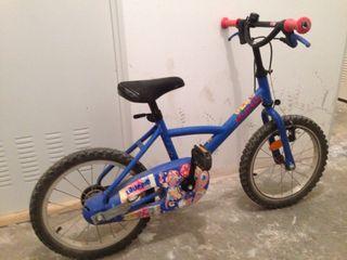 Bicleta niño