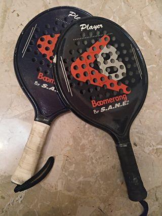 raquetas paddle