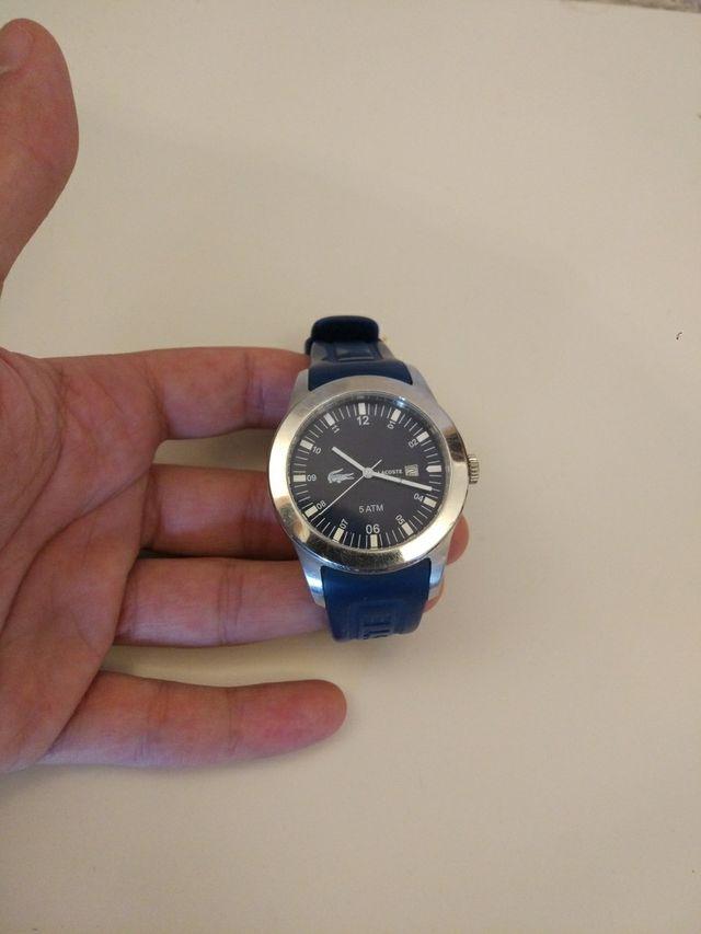 19609590214b Reloj lacoste original de segunda mano por 110 € en Madrid en WALLAPOP