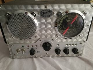 radio vintage ESPIRIT OF SAN LOUIS