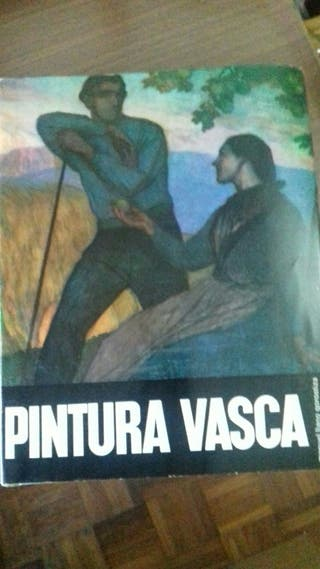 Libro de la pintura vasca (editado año 1965)