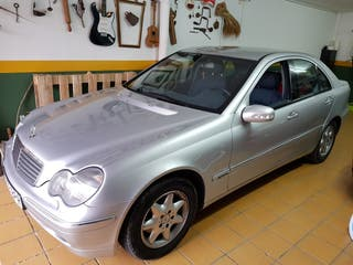Oportunidad! Mercedes C200 Kompressor