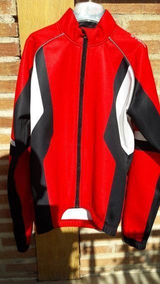 chaqueta ciclismo inviermo