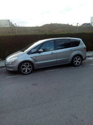 ford S-MAX 2008
