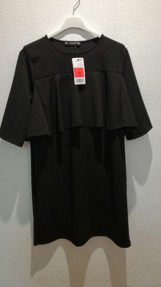 Vestido mango t L