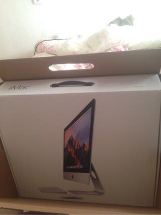 A ESTRENAR iMac 21,5 pulgagas 4K retina