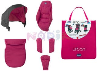 urban color pack de chico cherri