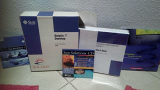 Sun Solaris 7 software