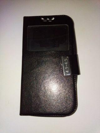 Funda para móvil Wiko 4,5'