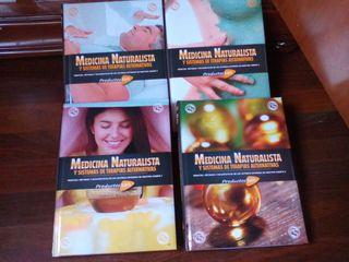 Libros de medicina natural