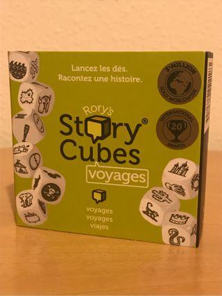 Juego dados Story Cubes Viajes