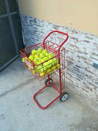 Carrito Padel y/o Tenis