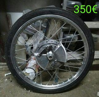 Recambio moto