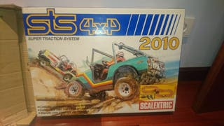 scalextric sts 2010