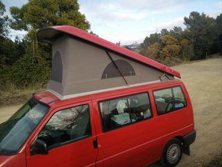 California furgo Volkswagen camper T4 campervan