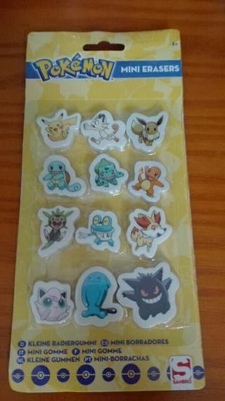 Pokemon gomas