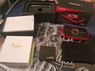 Capturadora Live Gamer Portable FHD