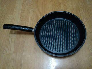 Nuevo! Sartén de plancha/grill original de calidad