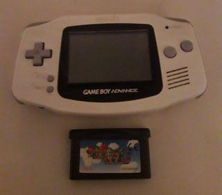 Consola GAME BOY Advance + 3 Juegos