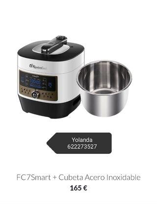 Fussioncook FC7 Smart + cubeta inox