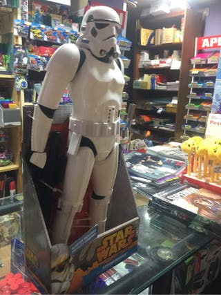 Star wars figura stormtrooper