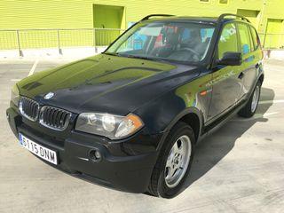 BMW X3 2005 2.0d diésel techo panorámico