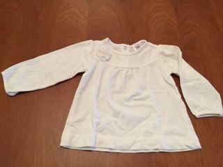 Camiseta Zara baby 3-6 meses Nueva