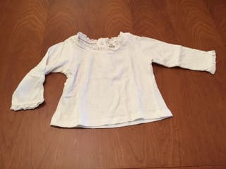 Camiseta 3-6 meses de Zara baby